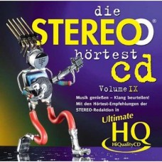Stereo die Hortest Vol.IX UHQ CD