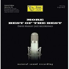 David Manley Jazz Recordings More Best of the Best LP