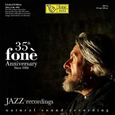 Jazz Recordings fone Anniversary LP