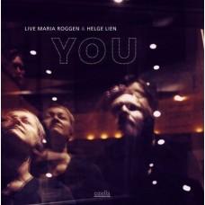 Live Maria Roggen & Helge Lien You LP Vinyl