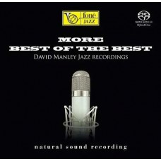 David Manley Jazz Recordings More Best of the Best SACD