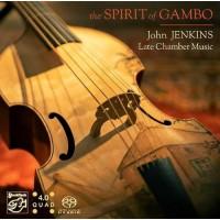 The Spirit of Gambo Late Chamber Music SACD