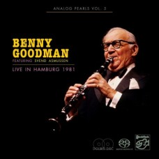 Analog Pearls Vol. 5 Benny Goodman Live in Hamburg 1981 2-SACD