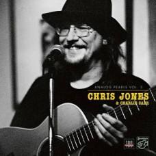 Chris Jones & Charlie Carr Analog Pearls LP