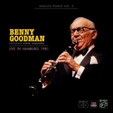 Analog Pearls Vol. 5 Benny Goodman Live in Hamburg 1981 2-LP