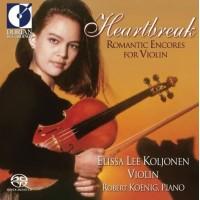 Elissa Lee Koljonen Heartbreak SACD