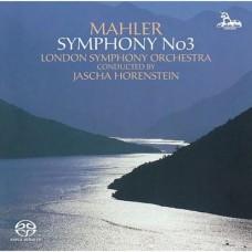 Jascha Horenstein Mahler Symphony No.3 2-SACD