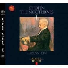 Chopin The Nocturnes Vol.1 SACD