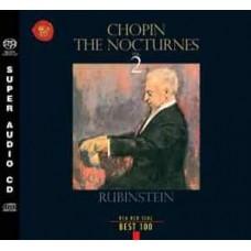 Chopin The Nocturnes Vol.2 SACD