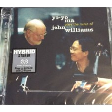 Yo-Yo Ma Plays the music of John Williams SACD