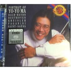 Portrait of Yo-Yo Ma SACD