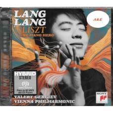 Lang Lang Liszt My Piano Hero SACD