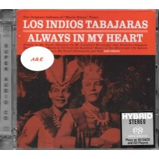 Los Indios Tabajaras Always In My Heart SACD