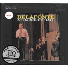 Belafonte at Carnegie Hall UHQCD