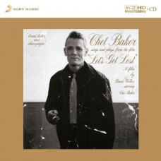 Chet Baker Let's Get Lost K2HD CD