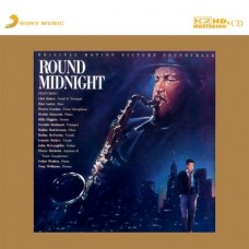 Dexter Gordon Round Midnight Soundtrack K2HD CD