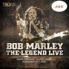 Bob Marley The Legend Live 3-LP Vinyl