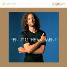 Kenny G The Moment K2HD CD