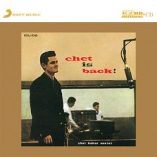 Chet Baker Chet is Back K2HD CD