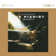 The Pianist Soundtrack K2HD CD