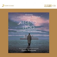 Ennio Morricone The Legend Of 1900 Soundtrack K2HD CD