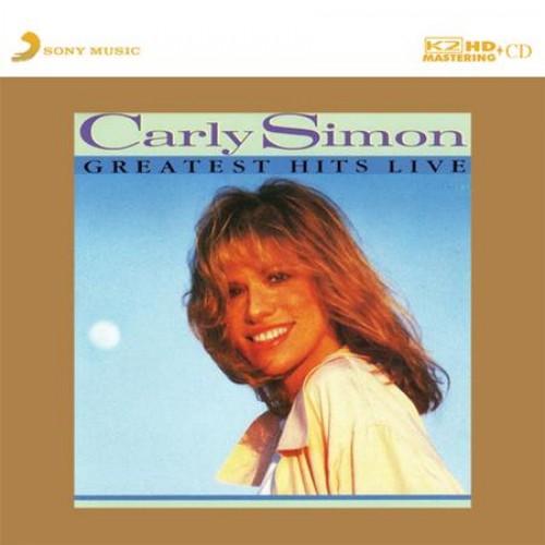 Carly Simon Greatest Hits Live K2hd Cd