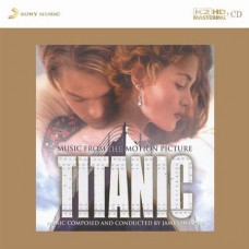 Titanic Soundtrack K2HD CD