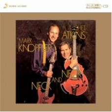 Mark Knopfler & Chet Atkins Neck & Neck K2HD CD