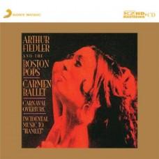 Arthur Fiedler Carmen Ballet K2HD CD