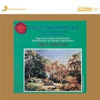 Erick Friedman Violin Showpieces K2HD CD