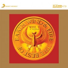 Earth, Wind & Fire The Best Of Earth, Wind & Fire Vol. 1 K2HD CD