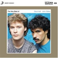 Daryl Hall and John Oates The Very Best Of K2HD CD