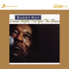 Buddy Guy Damn Right, I've Got The Blues K2HD CD