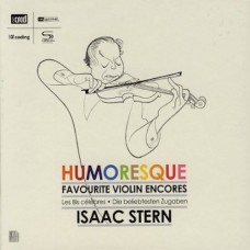 Isaac Stern Humoresque Favourite Violin Encores SHM XRCD
