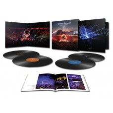 David Gilmour Live At Pompeii 4-LP Boxset