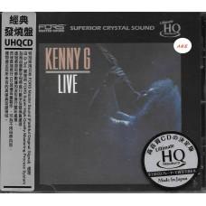 Kenny G Live UHQ CD