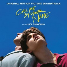 Call Me By Your Name Soundtrack 2-LP Red Vinyl