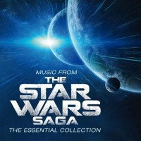 Music From The Star Wars Saga The Essential Collection 2-LP Blue Vinyl