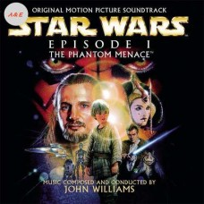 John Williams Star Wars Episode I The Phantom Menace Soundtrack 2-LP Picture Disc