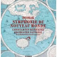 Constantin Silvestri Dvorak Symphonie Du Nouveau Monde LP