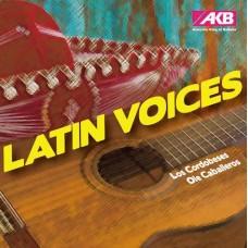 Latin Voices CD