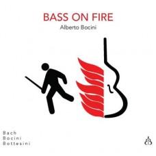 Alberto Bocini Bass on Fire CD