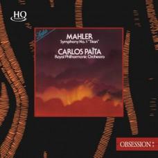 Carlos Païta Royal Philharmonic Orchestra Mahler Symphony No.1 Titan HQCD