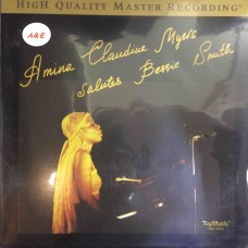 Amina Claudine Myers Salutes Bessie Smith LP vinyl 180g