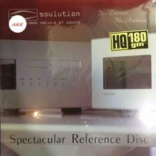 Soulution Spectacular Reference Disc LP Vinyl 180g Limited No. Edit.