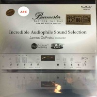 Burmester Incredible Audiophile Sound Selection LP Vinyl TMLP90153