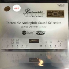 Burmester Incredible Audiophile Sound Selection LP Vinyl TMLP90153
