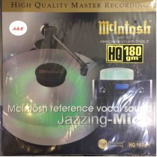 McIntosh Reference Vocal Sound Jazzing-Mico LP Vinyl Limited Numbered