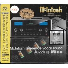 McIntosh Reference Vocal Sound Jazzing-Mico SACD Japan