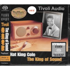 Nat King Cole The King of Sound SACD Germany
